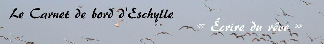 Le carnet de bord d'Eschylle